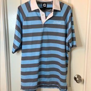 FootJoy | Polo Shirt Titleist Stripes XL FJ